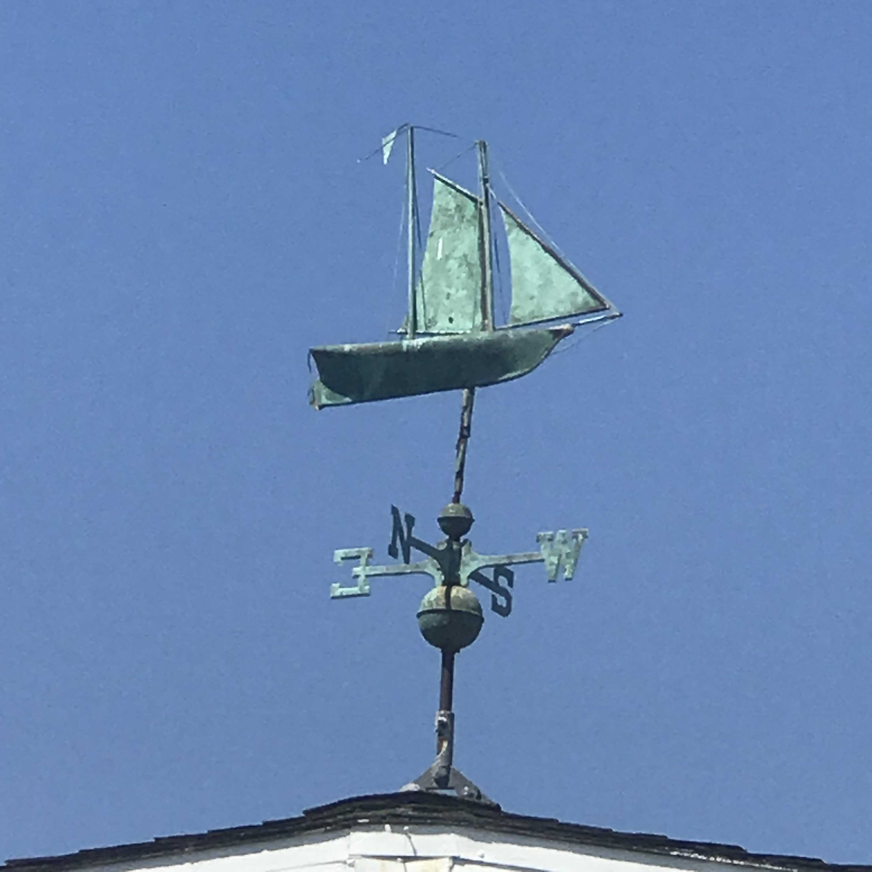Ship Weather Vane