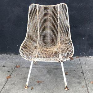 Mid Century Mesh Chair